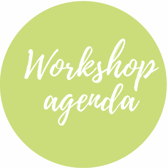 workshopagenda